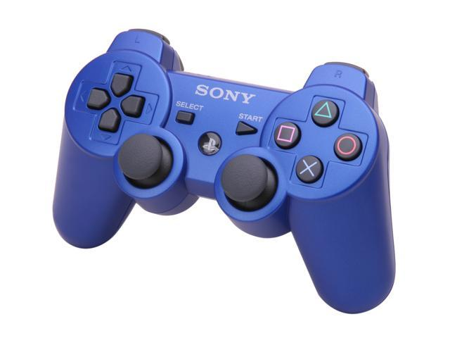SONY 98052 PlayStation(R)3 SIXAXIS(R) Wireless Controller (Blue)