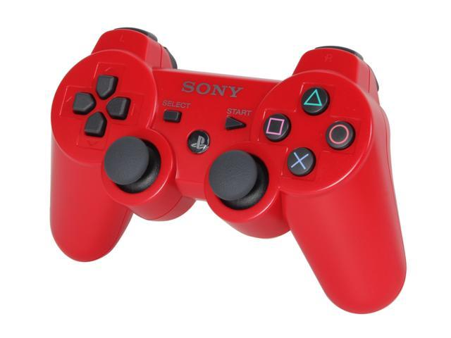 SONY DualShock 3 Wireless Controller Red
