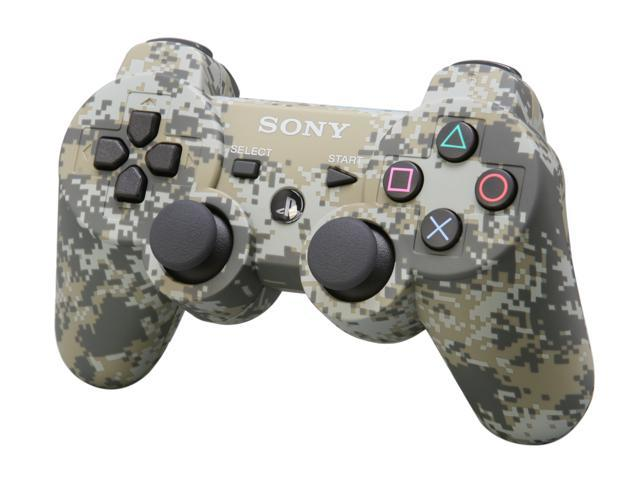 SONY DUALSHOCK 3 - Urban Camouflage