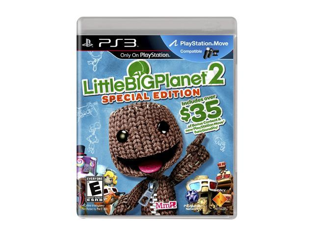 Little Big Planet 2 Special Edition PlayStation 3