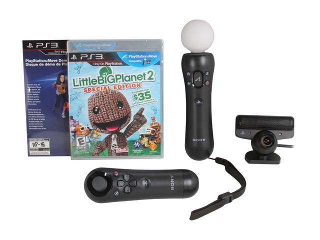 LittleBigPlanet 2 Special Edition Move Bundle Playstation3 Game