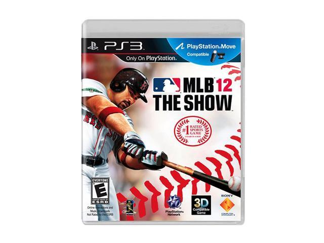 MLB 12: The Show Playstation3 Game