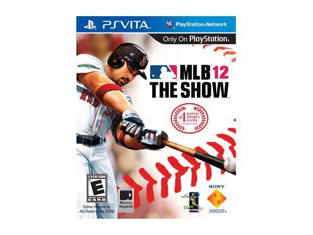 MLB 12: The Show PlayStation Vita