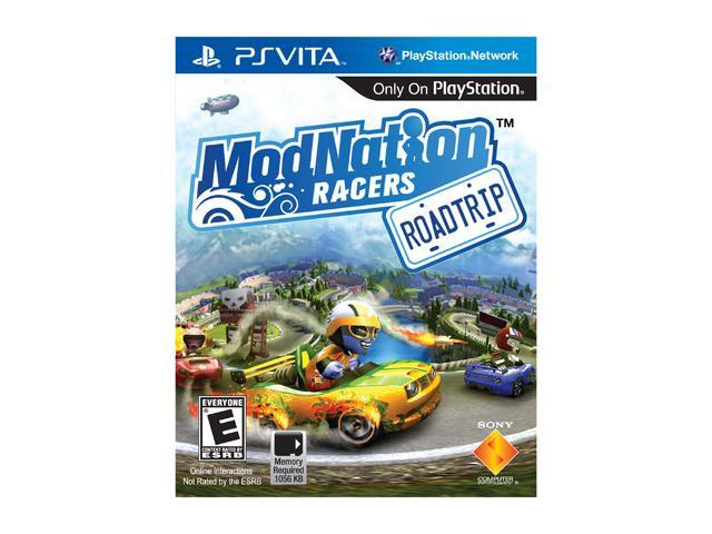 Modnation Racers: Roadtrip PS Vita Games