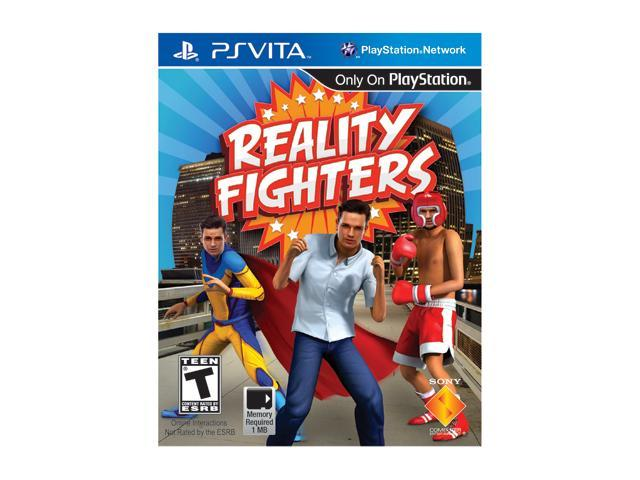 Reality Fighters PlayStation Vita