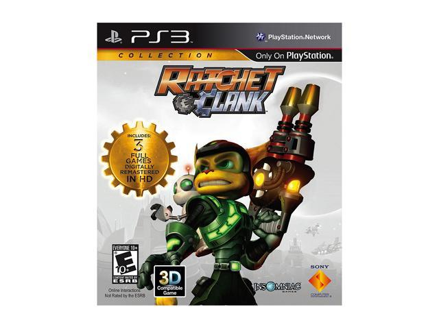 Ratchet & Clank HD Collection PlayStation 3