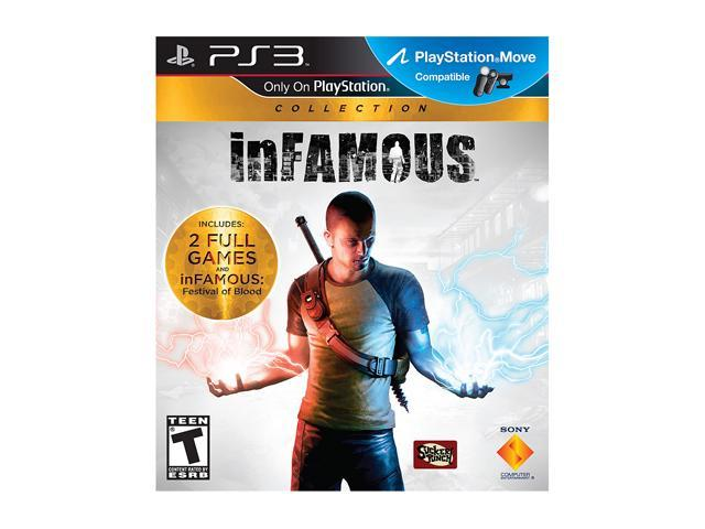 inFAMOUS Collection PlayStation 3