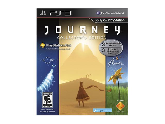 Journey Compilation (Flower/Flow/Journey) PlayStation 3