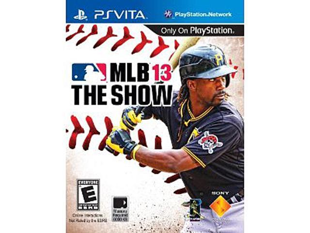 MLB 13: The Show PS Vita Games
