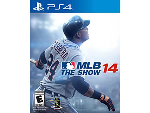 MLB 14: The Show PlayStation 4
