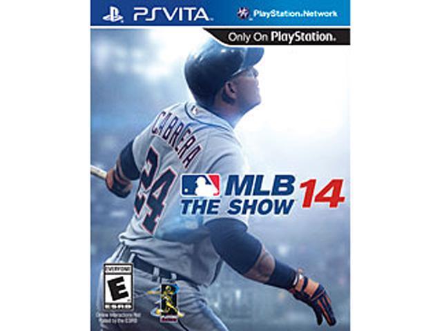 MLB 14: The Show PlayStation Vita