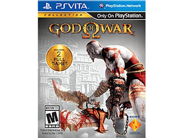 God of War Collection PlayStation Vita