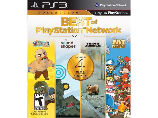 Best of PlayStation Network, Vol. 1 PlayStation 3