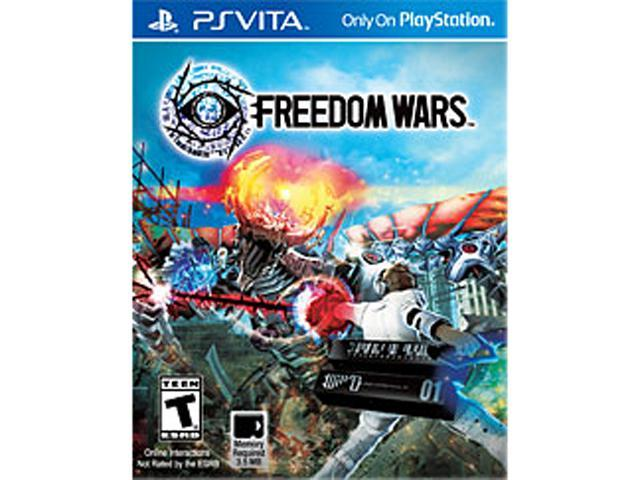 Freedom Wars PlayStation Vita