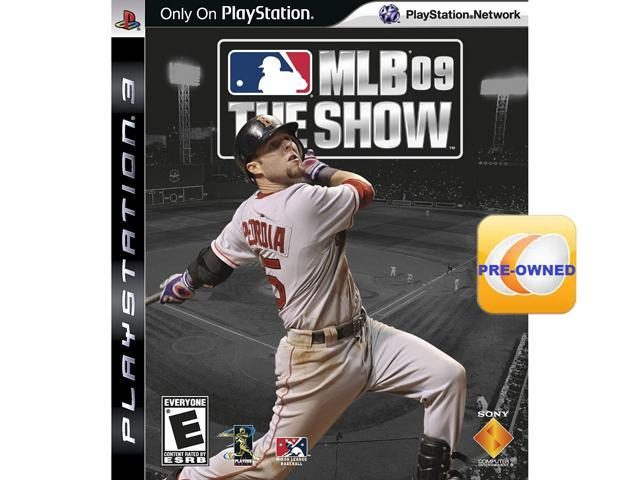 Pre-owned MLB 09 The Show  PS3