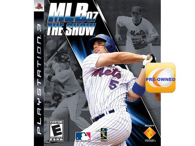 Pre-owned MLB 07 The Show  PS3