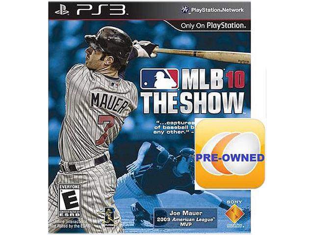 Pre-owned MLB 10 The Show  PS3