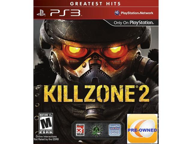 Pre-owned Killzone 2  PS3