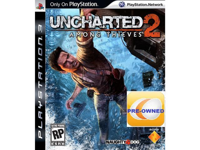 Pre-owned Uncharted 2: Among Thieves  PS3