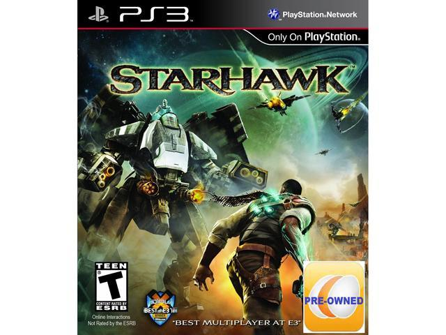 Pre-owned Starhawk  PS3