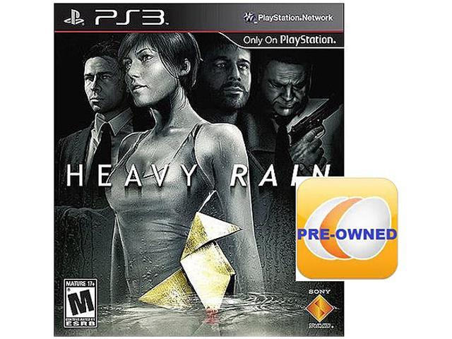 Pre-owned Heavy Rain PS3