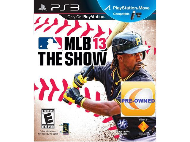 Pre-owned MLB 13: The Show PS3