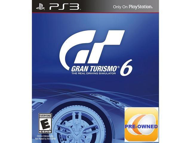 Pre-owned Gran Turismo 6 PS3