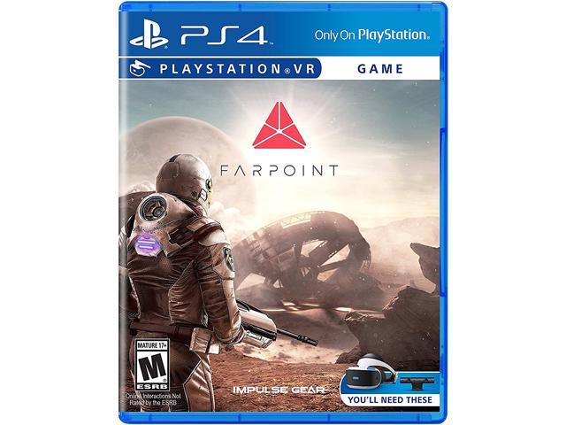 Farpoint - PlayStation 4