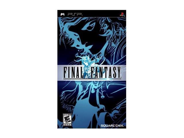 Final Fantasy PSP Game SQUARE ENIX