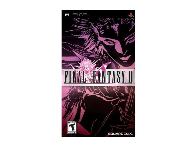 Final Fantasy II PSP Game SQUARE ENIX