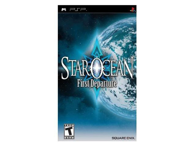 Star Ocean: First Departure PSP Game SQUARE ENIX