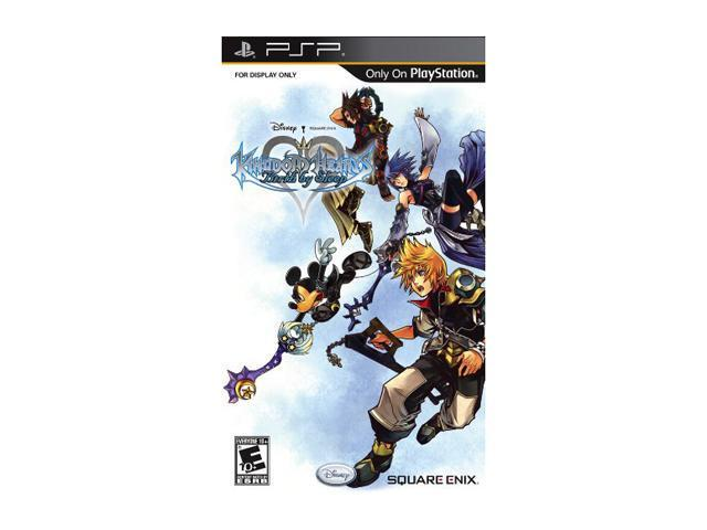 Kingdom Hearts: Birth by Sleep PSP Game SQUARE ENIX
