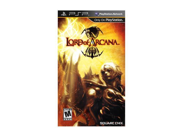 Lord of Arcana PSP Game SQUARE ENIX