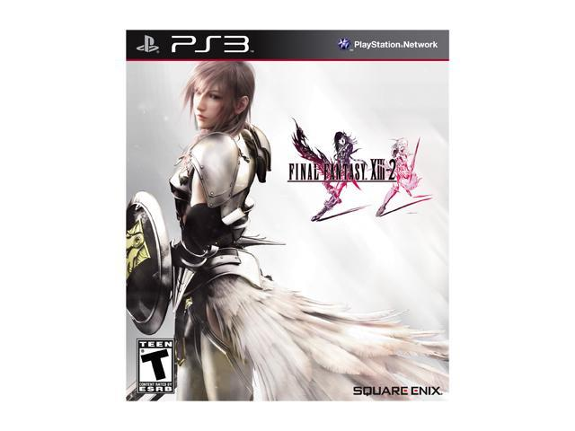 Final Fantasy XIII-2 PlayStation 3