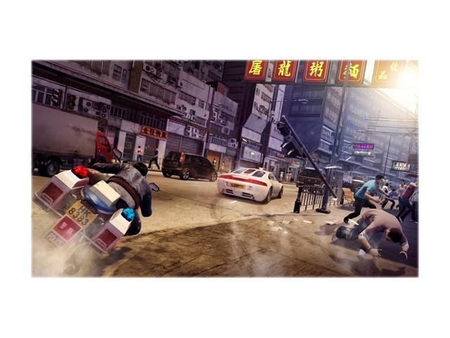 Sleeping Dogs Playstation3 Game SQUARE ENIX