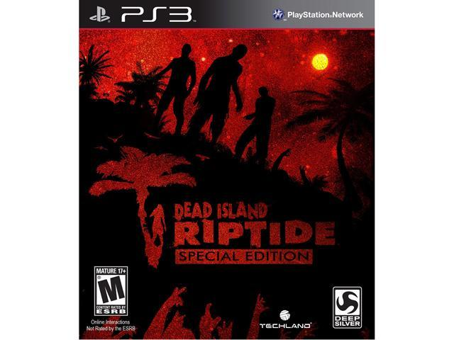 Dead Island: Riptide Playstation3 Game
