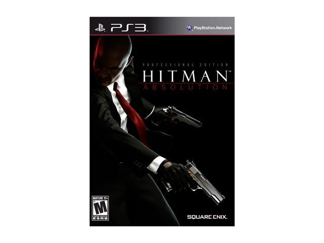 Hitman: Absolution - Professional Edition Playstation3 Game