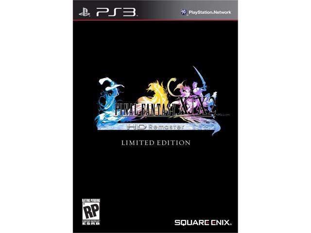 Final Fantasy X|X-2 HD Remaster Limited Edition (PS3)