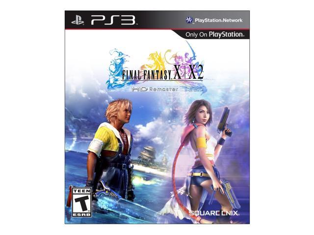 Final Fantasy X|X-2 HD Remaster Standard Edition - PlayStation 3