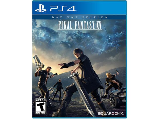 Final Fantasy XV - Day One Edition - PlayStation 4
