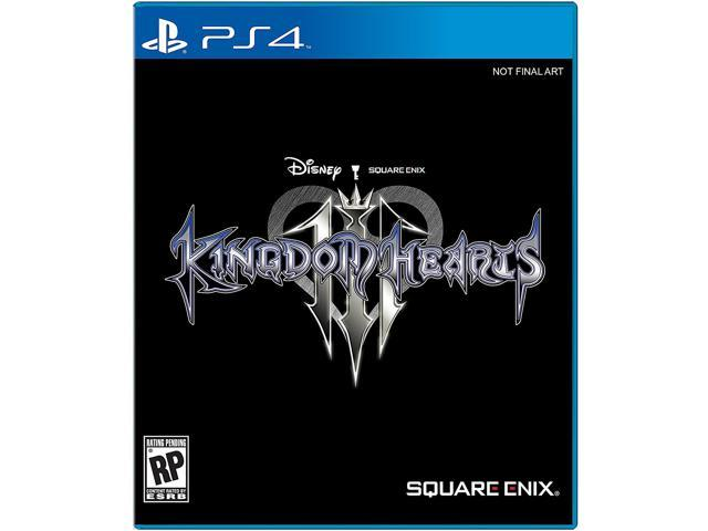 Kingdom Hearts III PlayStation Neweggcom - Cleaning invoice template free square enix online store