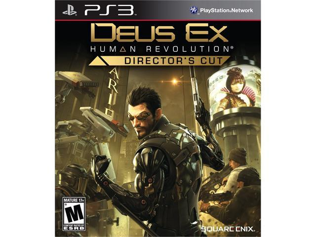Deus Ex Human Revolution: Director's Cut PlayStation 3
