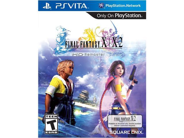 FINAL FANTASY X|X-2 HD Remaster PS Vita