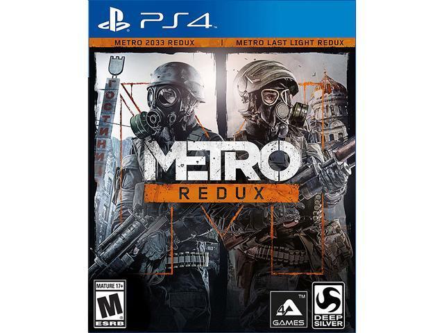 Metro Redux PlayStation 4
