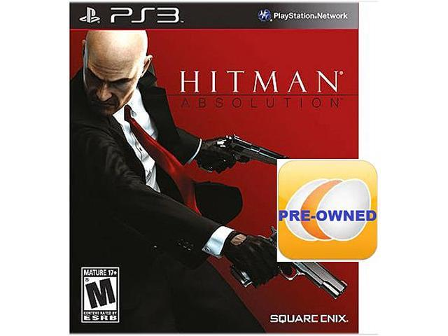 PRE-OWNED Hitman: Absolution  PS3