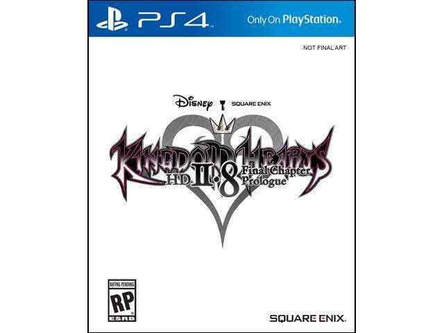 Kingdom Hearts 2.8 Final Chapter Prologue - PlayStation 4