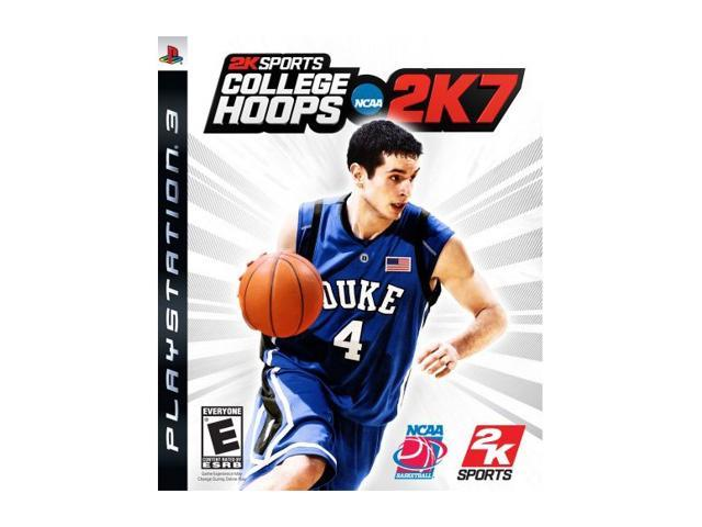 College Hoops 2K7 Playstation3 Game 2K SPORTS