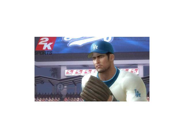 The Bigs Playstation3 Game 2K SPORTS