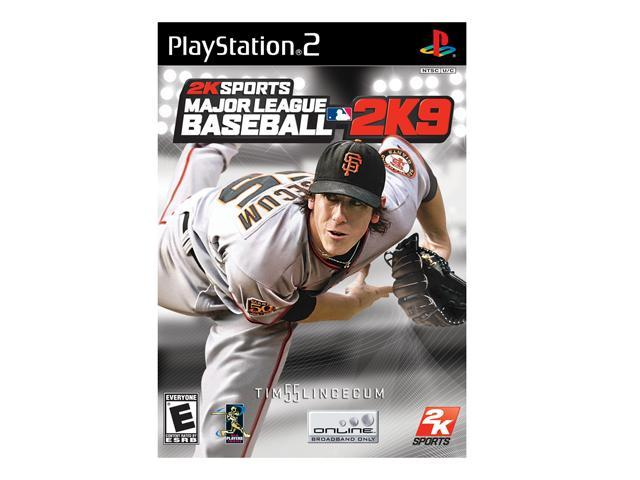 Major League Baseball 2k9 Game