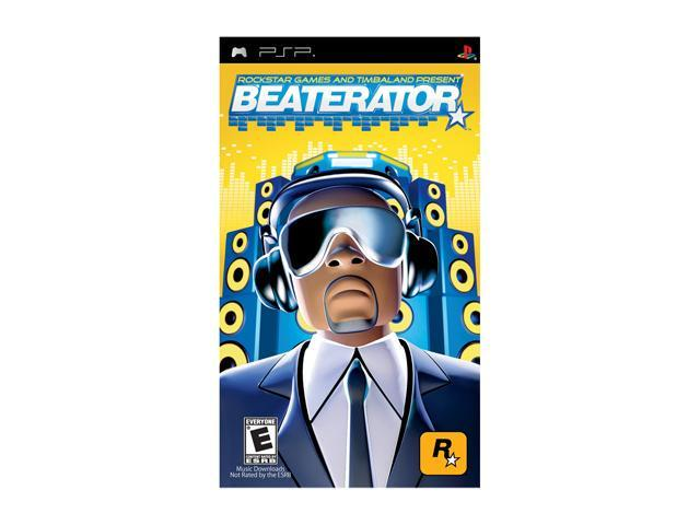 Beaterator PSP Game Take2 Interactive